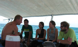 PADI IDC Open Water Presentations Briefing